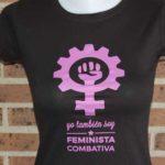 camiseta feminista lalokomotora