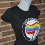 camiseta lgtbi feminista lalokomotora