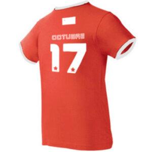 camiseta cccp roja octubre
