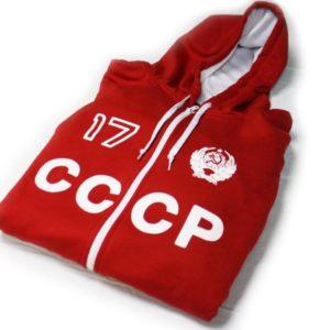 Sudadera con capucha CCCP