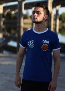 camiseta ddr 49 lalokomotora