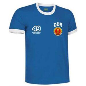 camiseta ddr 49 rda