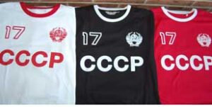 camisetas cccp la lokomotora