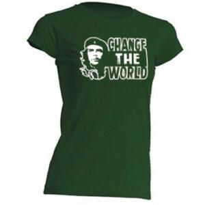 camiseta che guevara mujer