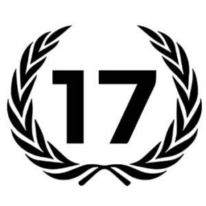 logo 17 de lalokomotora