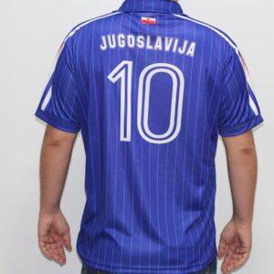 camiseta de yugoslavia