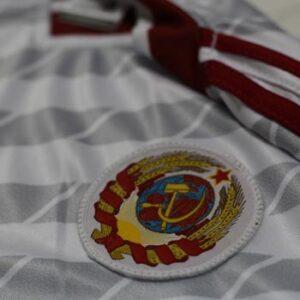 escudo bordado cccp