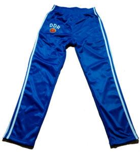 pantalon chandal ddr