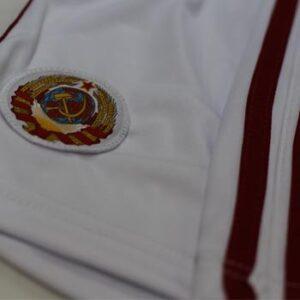 pantalon corto cccp escudo