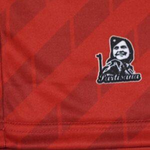 camiseta cccp roja partisana
