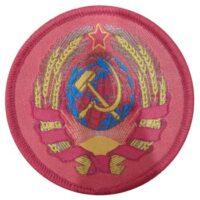 parche escudo union sovietica