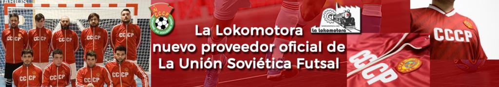 union sovietica futsal lalokomotora proveedor oficial equipo