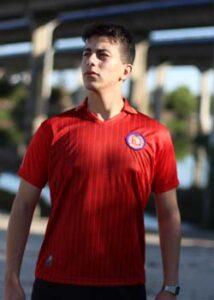 camiseta iii republica roja