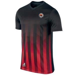 camiseta football du peule montpellier escudo