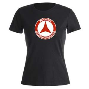 camiseta_brigadistas internacionales mujer
