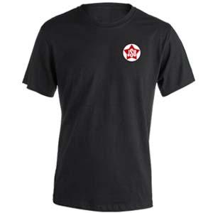 camiseta jsu negra