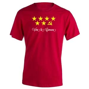 camiseta la comuna