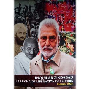 libro la lucha de liberacion de la india