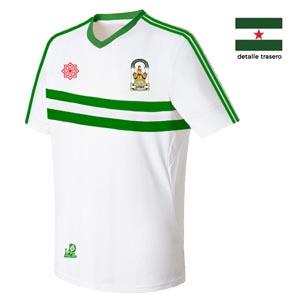 camiseta andalucia blanca