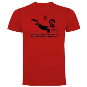 camiseta che roja
