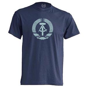camiseta ddr azul azul