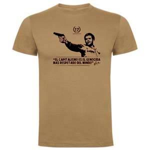 camiseta che arena disparo