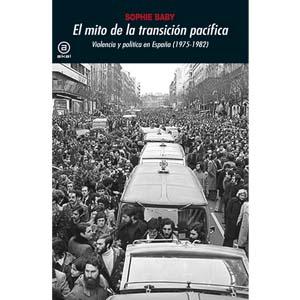 libro el mito de la transicion pacifica