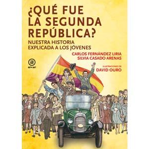 libro que fue la segunda republica