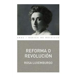 libro reforma o revolucion