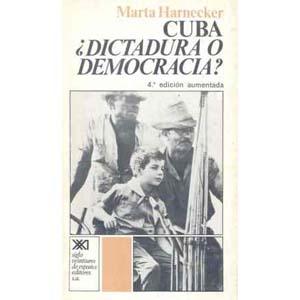 cuba dictadura o democracia