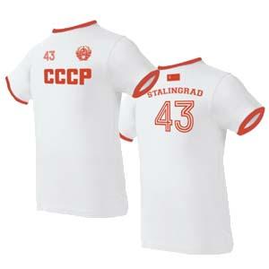camiseta stalingrad blanca