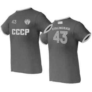 camiseta stalingrad negra