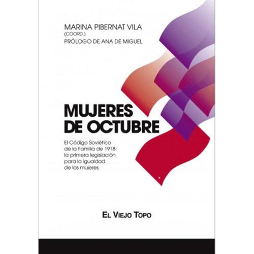 libro mujeres de octubre