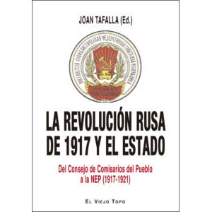la revolucion rusa de 1917 y el estado
