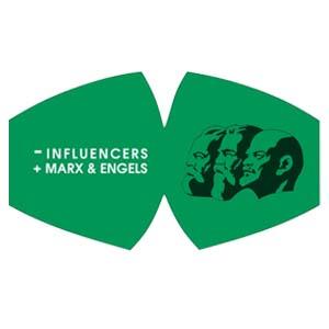 mascarilla influencers