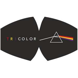 mascarilla tricolor