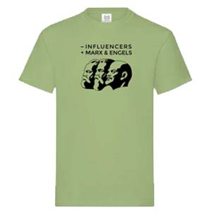 camiseta influencers amazonia